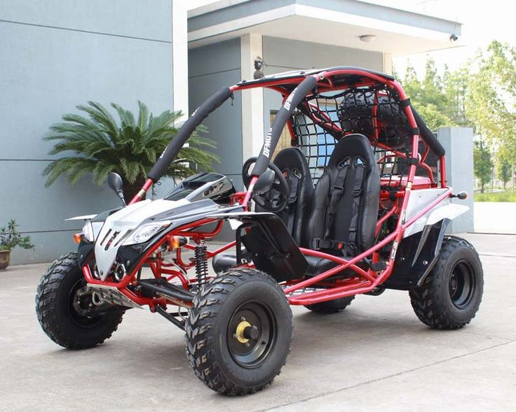 Roketa - GK-61 200cc Go Kart