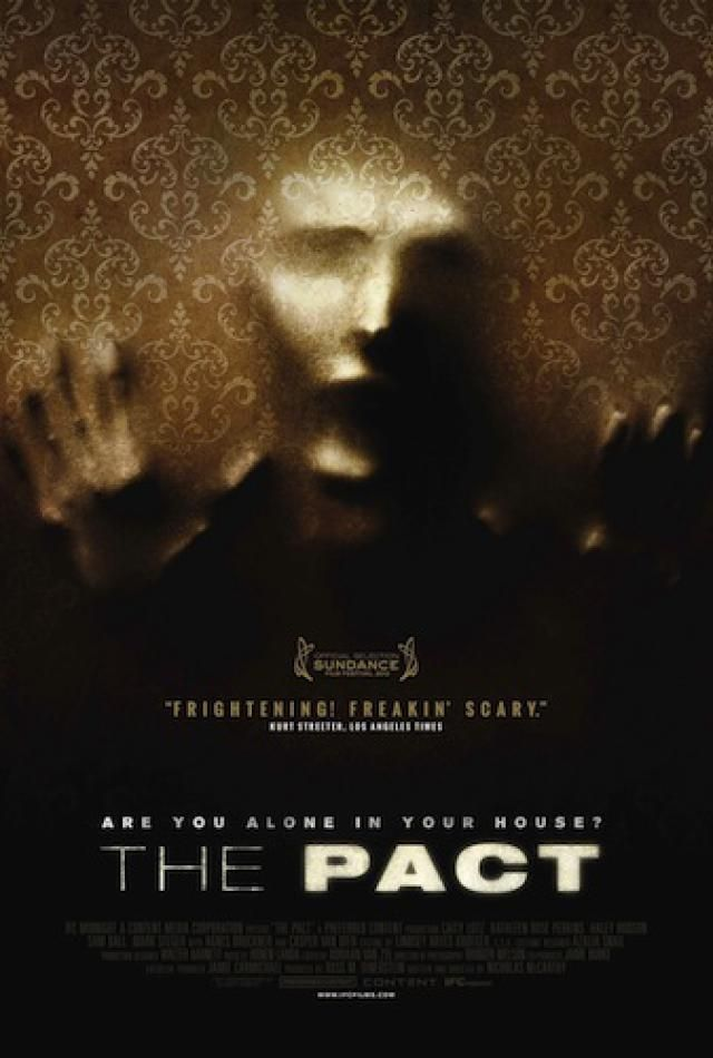 The 40 Most Terrifying Ghost Movies of All Time: The Pact (2012)