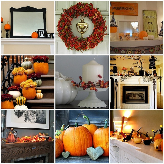 fall is my favorite decor photos holidays halloweenhalloween funhalloween decorationsholiday - Fall Halloween Decorations