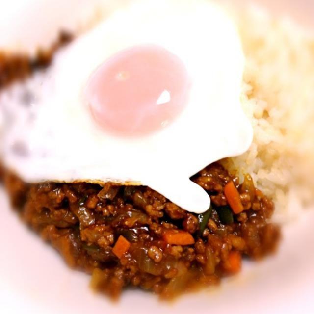 食べ過ぎた - 6件のもぐもぐ - ドライカレー by mimi8818