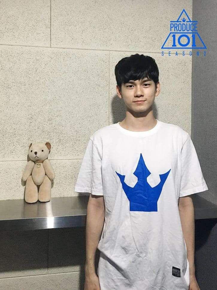 옹성우 (Ong Seongwoo)