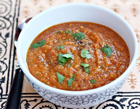 more delicious if you like watery soup make this curried carrot soup ...