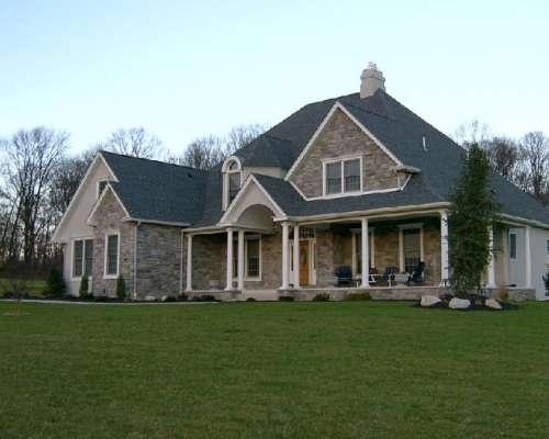 17 best images about custom homes on pinterest bonus for Custom colonial homes
