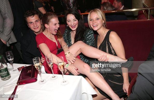 Samuel Schneider, Alicia von Rittberg, Maria Ehrich and Sonja Gerhardt ...
