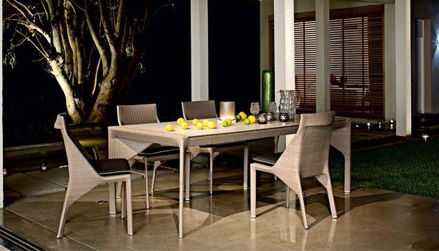 21 Polyrattan Gartenmöbel passend für Ihren Garten, Terrasse oder Balkon von Roche Bobois  - #Gartengestaltung