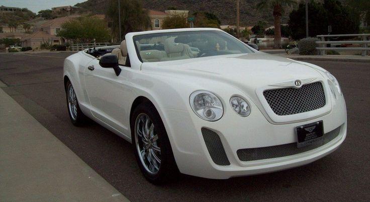 Disfraza tu Chrysler Sebring en Bentley Continental Convertible - http://www.windblox.com/ #windscreen #winddeflector