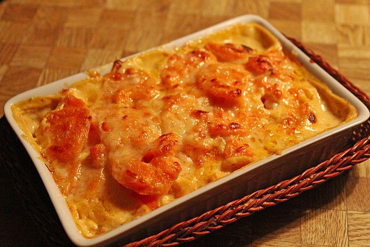 Süßkartoffelgratin, ein leckeres Rezept aus der Kategorie Kartoffeln. Bewertungen: 100. Durchschnitt: Ø 4,3.