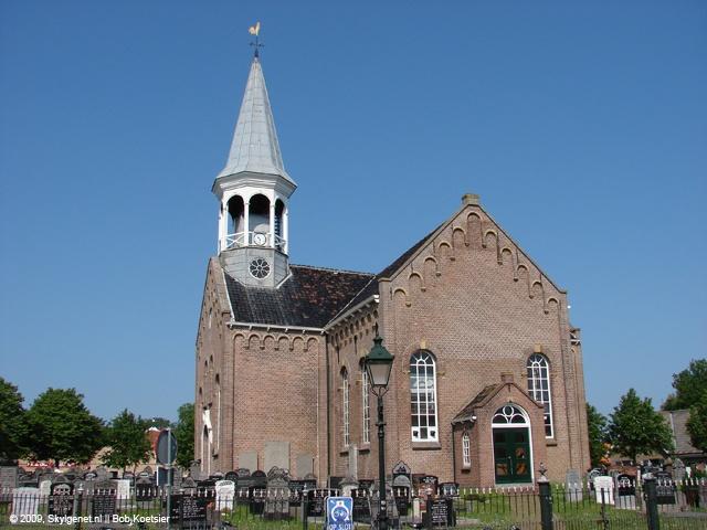 Kerk Midsland Terschelling