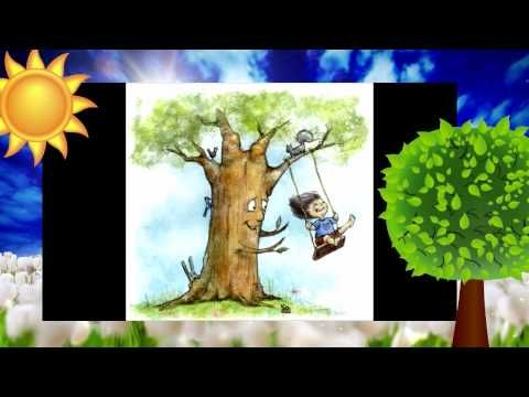 Earth Day music video for preschool, kindergarten and grade school.  It's Time to Plant a Tree or Two.