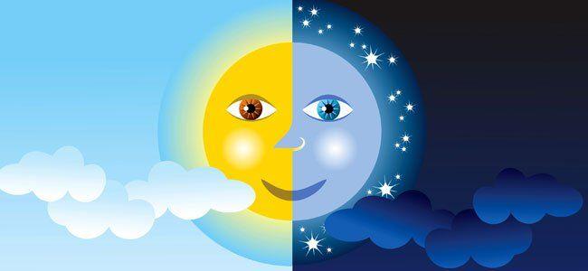 Sol y luna, leyenda mexicana para niños