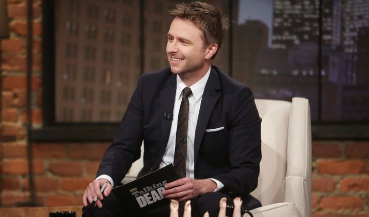 Chris Hardwick Continues Talk Show Takeover with AMC  AMC and Talking Dead host Chris Hardwick have partnered for yet another pop culture talk show. Titled Talking with Chris Hardwick the interview series will debut April 9 at 11pm on AMC.  The hour-long show will see Hardwick branching out from the world of The Walking Dead by interviewing a single pop culture figure or show/movie cast each episode.The series will only air during The Walking Dead's off season allowing him to remain the host…