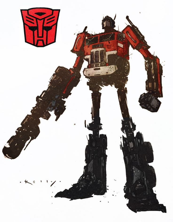 Optimus Prime Inspires Awesome Transformers Fan Art
