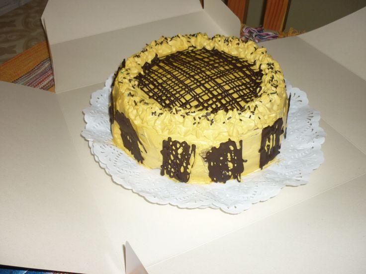 Torta de Lucuma y Manjar