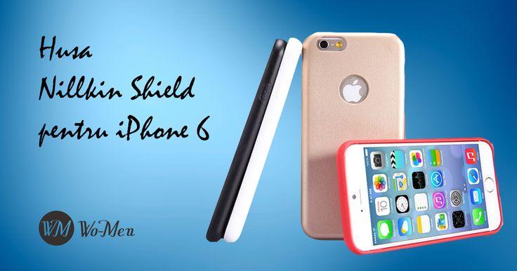 Huse Nillkin Victoria - Design modern si elegant - un plus de stil pentru iPhone 6 Plus!