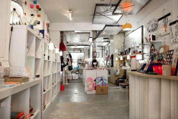Le concept-store arty