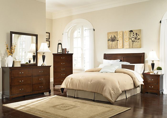 1 289 99 Jennifer Convertibles Tatiana Espresso Queen Full Headboard Dresser Mirror Chest Coaster Furniturefurniture Setshouse Furniturebedroom
