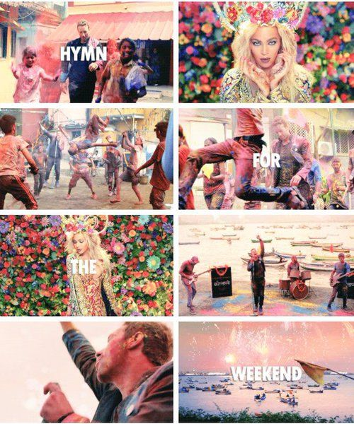Hymn for the Weekend | Coldplay