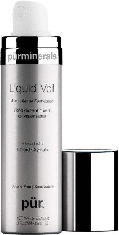 PUR Cosmetics 4-In-1 Liquid Veil Spray Foundation