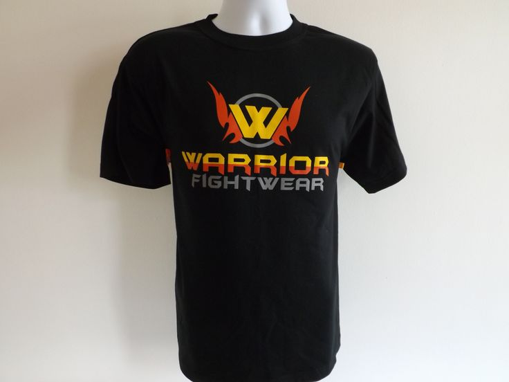 Warrior original black T- Shirt