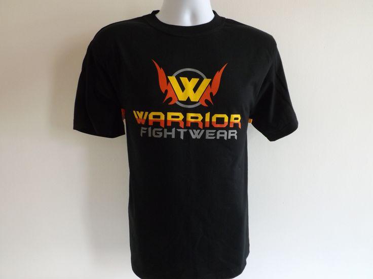 Warrior original black T- Shirt