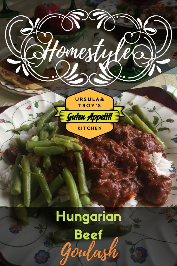 Tasty & Quick to cook Homestyle Hungarian Goulash. Ideal for the Instant Pot and Tefal Cook4me Pressure Cookers.