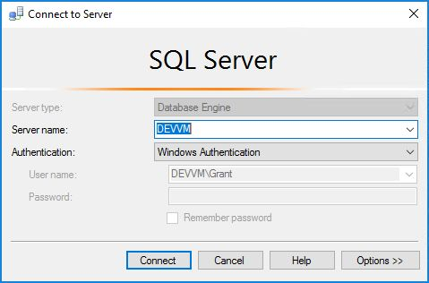 Database Fundamentals #2: SQL Server Management Studio