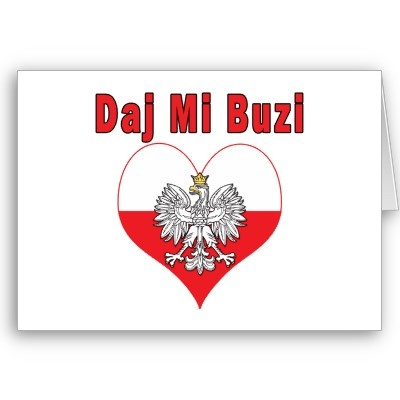 Polish Pride xoxoxo!