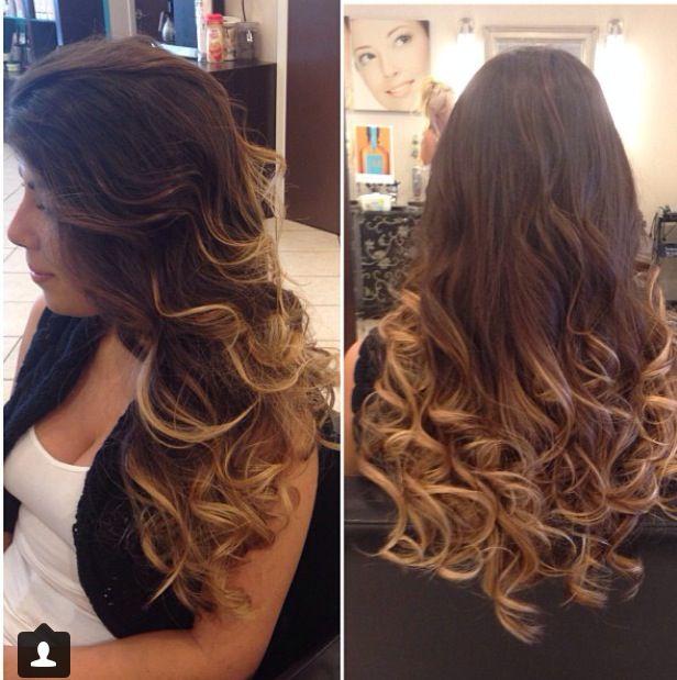 Caramel ombre hair pinterest caramel caramel ombre and ombre - Ombre hair marron caramel ...