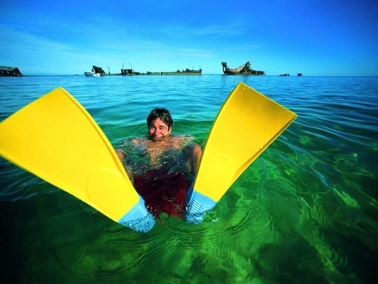 One of the best weekend getaways!!! Moreton Island #Australia