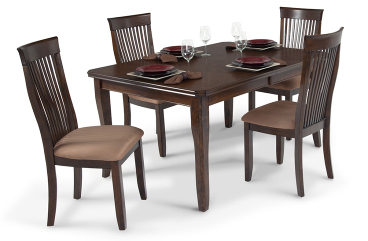 cheap used dining room sets | BOB'S Montreal Dining Set | fURNITURE | Cheap dining room ...