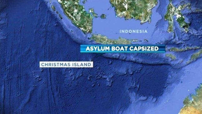 Another tragedy. 'Asylum seeker boat capsizes north of Christmas Island | News.com.au'. The reality is that people in jeopardy will continue to seek to be in Australia at whatever cost. Australia must eliminate that cost.