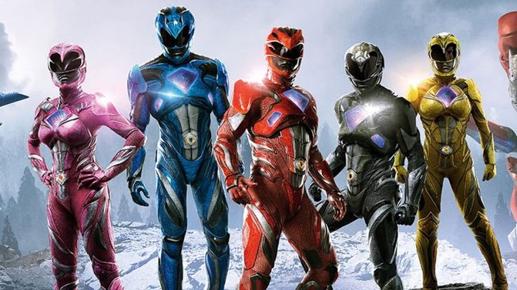 The New POWER RANGERS Movie Gets the Honest Trailers Treatment — GeekTyrant