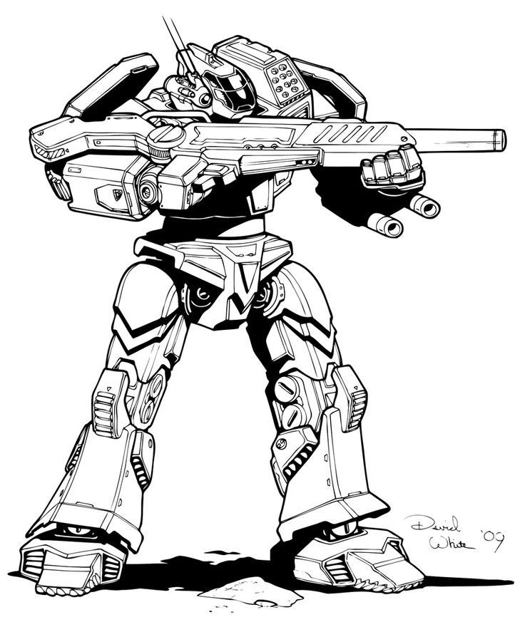 Line Art Robot : Best mech images on pinterest space ship spaceship