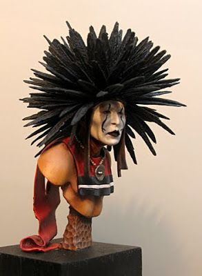 Cheyenne Dog Soldier Headdress For Sale
