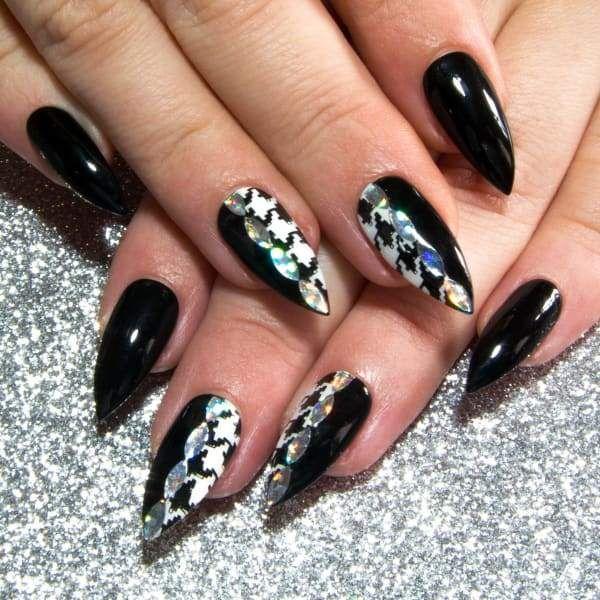 37 best Stiletto Press On Nails images on Pinterest | Etsy ...