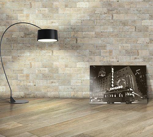 chicago brick series south side 4 x 8 brick porcelain sold by case tile. Black Bedroom Furniture Sets. Home Design Ideas