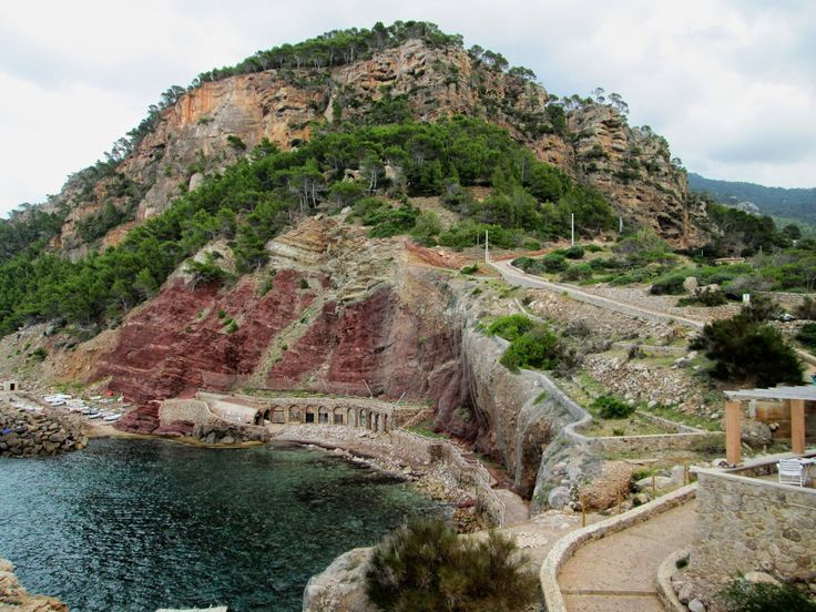 Cala Estellencs, Mallorca