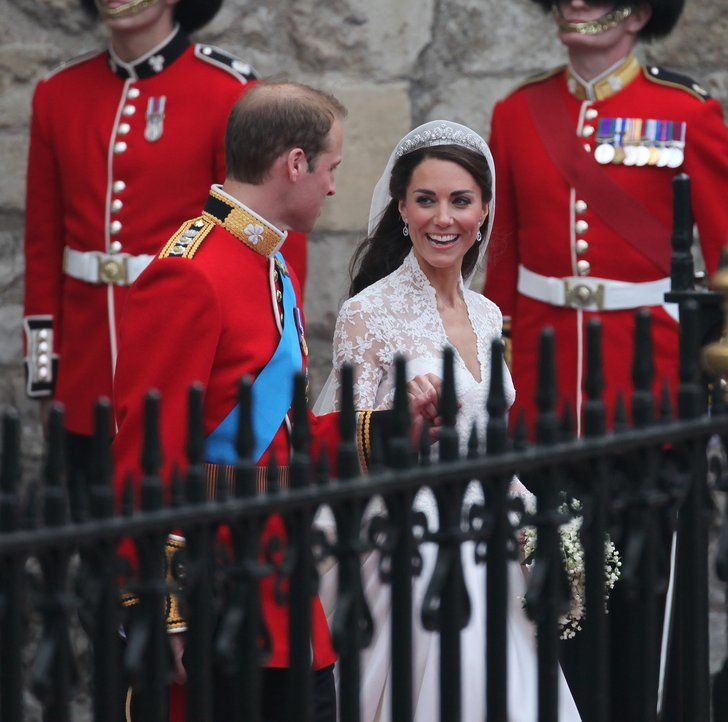 Pin for Later: Retour Sur les 30 Plus Belles Photos du Mariage de Kate et William