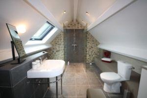 La salle de bain du Colombier