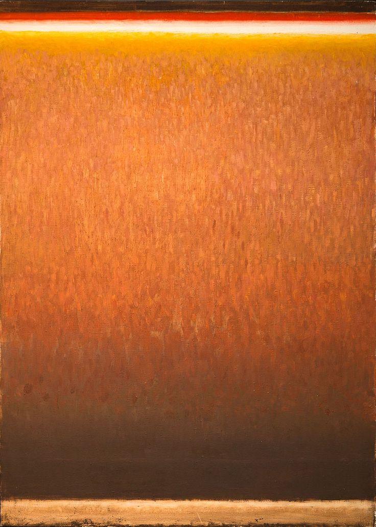 STEFAN GIEROWSKI (1925)  DCCLXXXVII   olej, płótno / 140 x 100 cm  sygn. na…