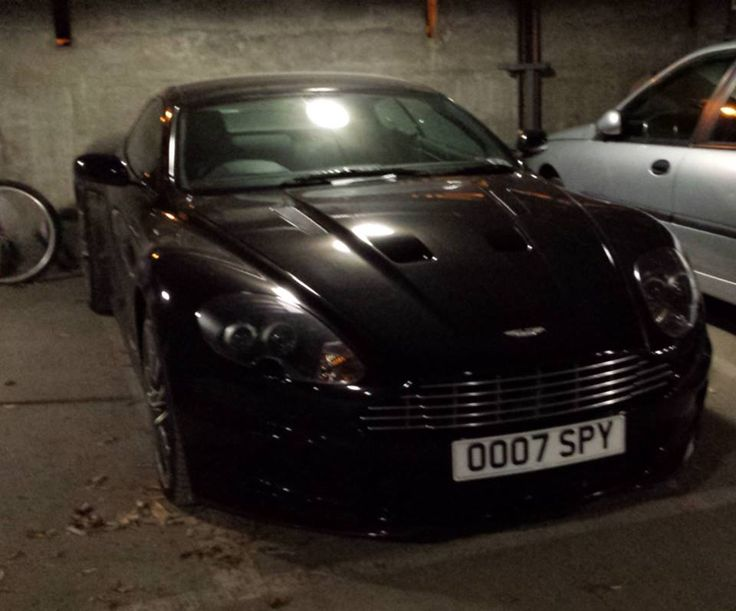 Private Number Plates Absolute Reg  Cherished registration - 0007 spy
