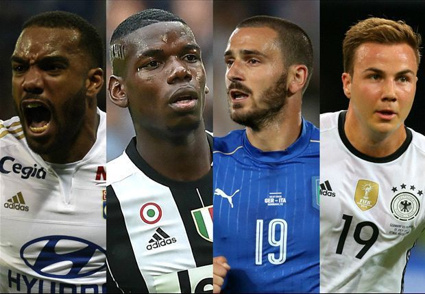 Higuain to Arsenal? Kante to Chelsea?  Transfer Window LIVE!