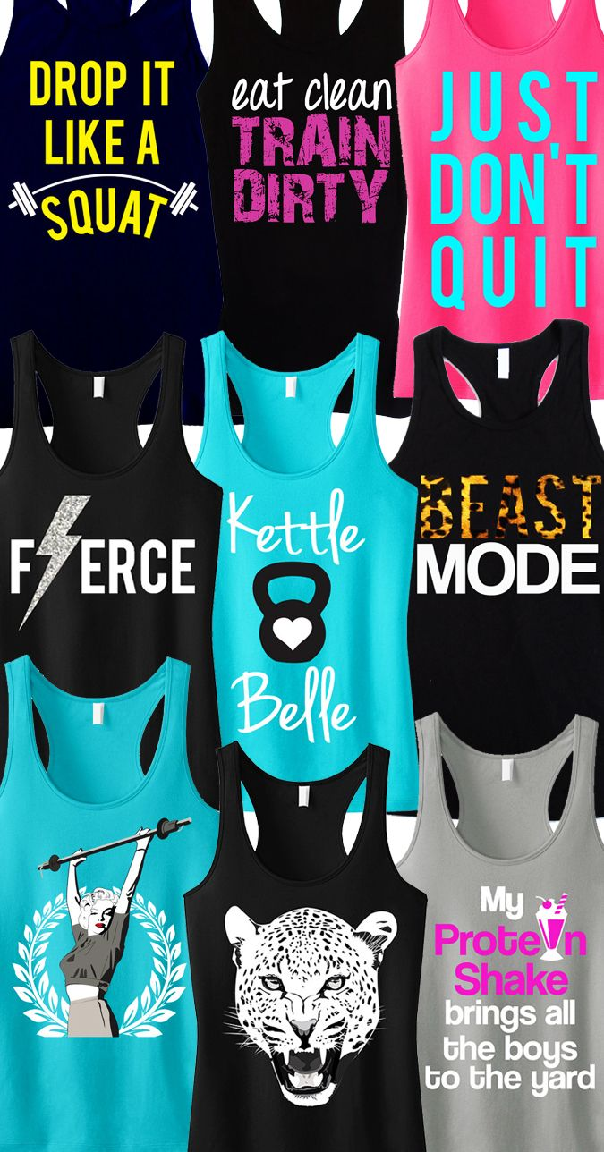 Tons of #Cool colorful #Workout Tank Tops by #NoBullWomanApparel! $24.99 on Etsy. Use Coupon Code PIN350 to receive a $3.50 shipping credit! Click Below to see all styles www.etsy.com/shop/NobullWomanApparel?section_id=13653859&ref=shopsection_leftnav_1