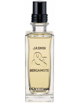 L'Occitane jasmin & Bergamot Eau De Toilette 75ml #davidjones #beauty #scent #fragrance #perfume #shop