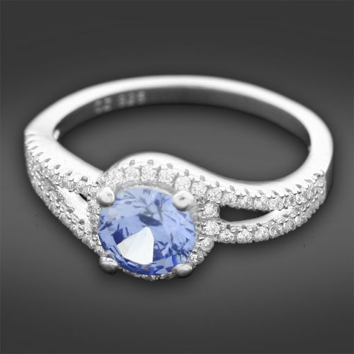 great deal for you tanzanite fans swirling halo tanzanite ring on go