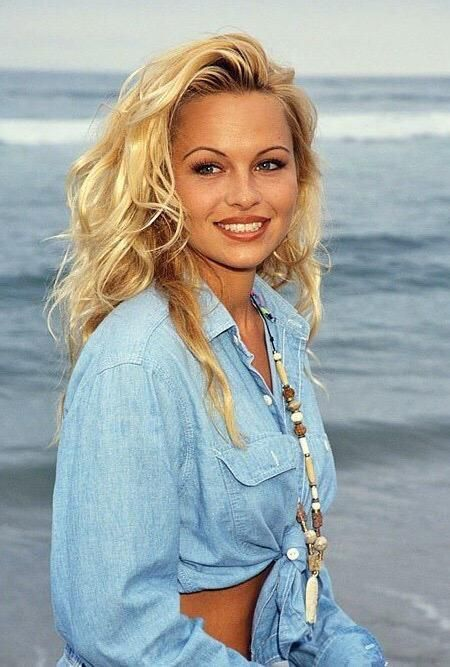 I raise you Pam Anderson in the 90's