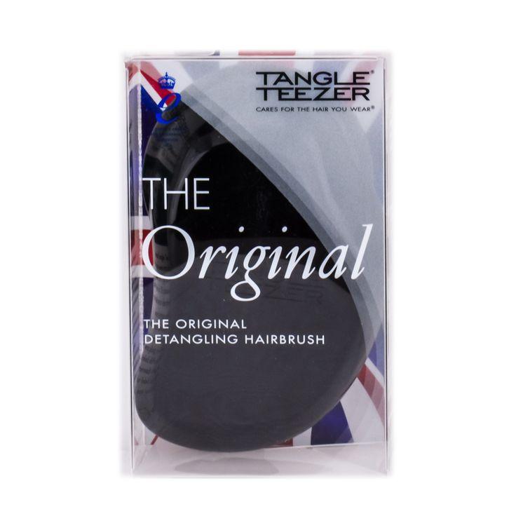 Nu säljer vi den populära hårborsten Tangle Teezer! Denna hårborste går inte att jämföra med en traditionell hårborste. År 2010 utsågs den till bästa hårprodukten i Storbritannien.   http://www.hairmax.se/tangle-teezer-original-harborste-i-svart http://www.hairmax.se/tangle-teezer-harborste-original