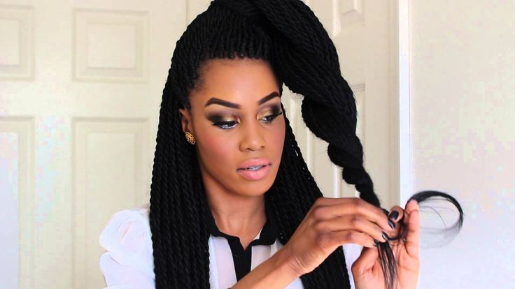 43 Best Images About Senegalese Twists On Pinterest
