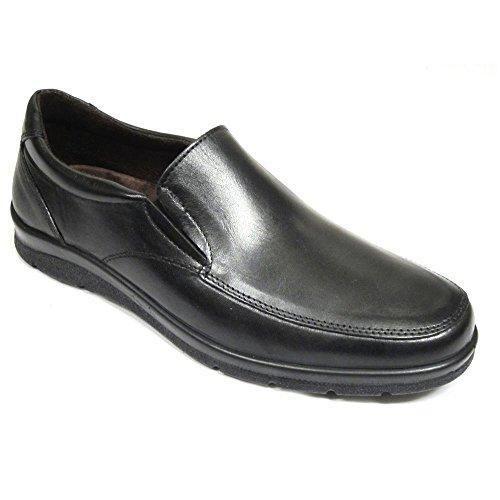 Oferta: 62.99€ Dto: -20%. Comprar Ofertas de Zapato para hombre de piel, con cordones Pitillos 4650, color negro - Color - Negro, Talla - 42 barato. ¡Mira las ofertas!