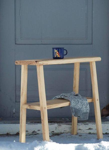 handmade bench
